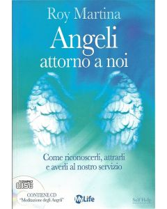 ANGELI ATTORNO A NOI con CD di Roy Martina